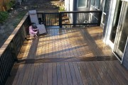 Timbertech Legacy Tigerwood decking