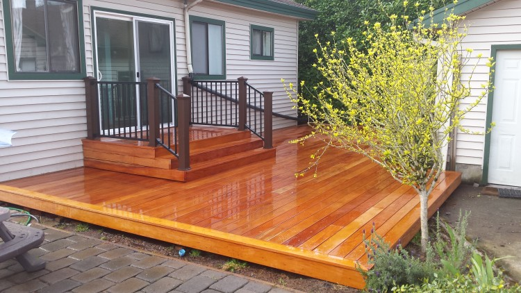 Timberoil brand stain review best deck stain reviews for Compare composite decking brands