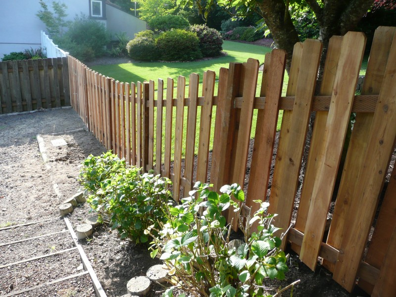 Good Neighbor Fence How To Make Fence