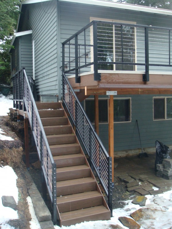 Stainless Steel Cable Rail Deck Deck Masters Llc