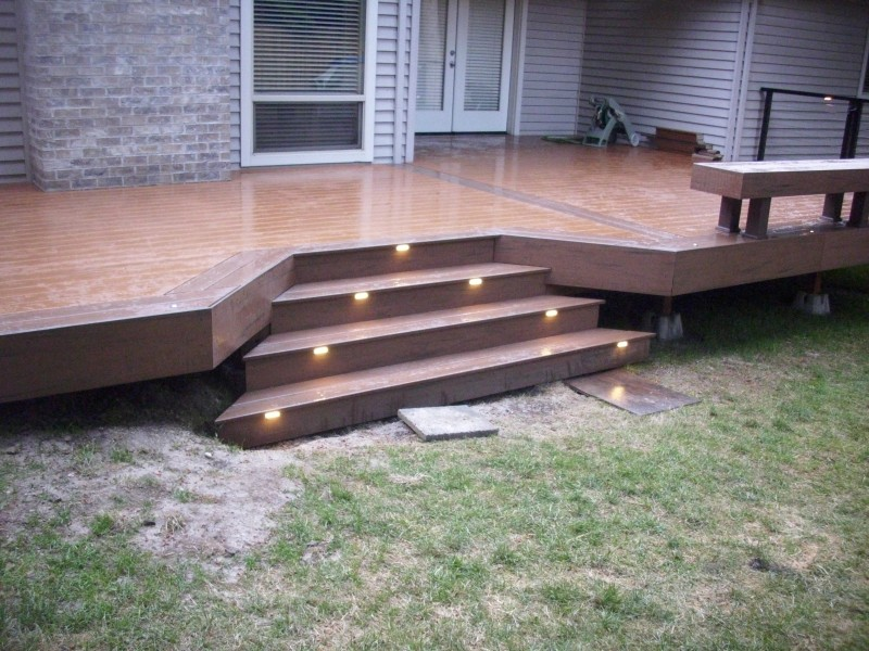 Stair Riser Lights