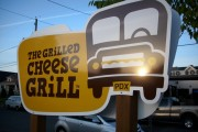 Grilled Cheese Grill sign
