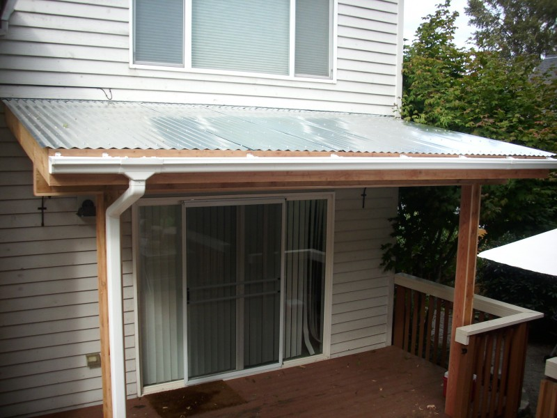 Superior Corrugated Metal Roof