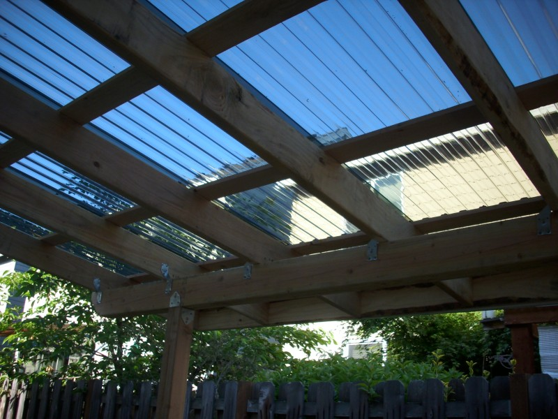 Exceptionnel Polycarbonate Patio Cover