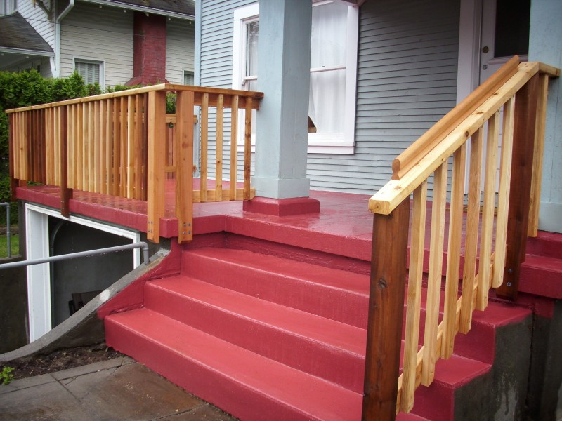 Replacement Railing