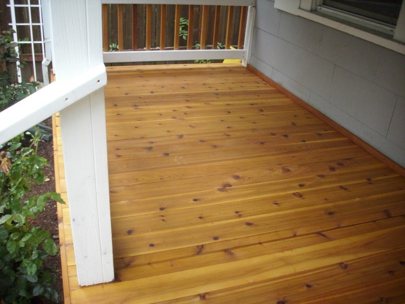 Tongue and groove cedar porch deck masters llc for Tongue and groove decking