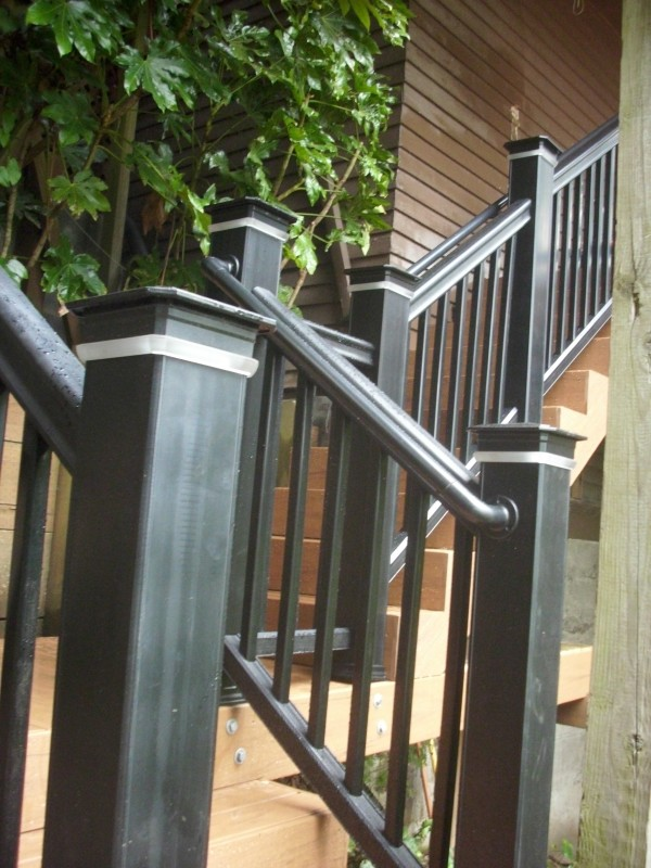 RadianceRail with ADA approved handrail