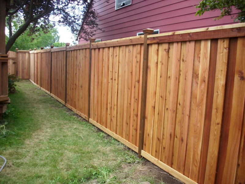 Cedar Privacy Fence Deck Masters Llc Portland Or