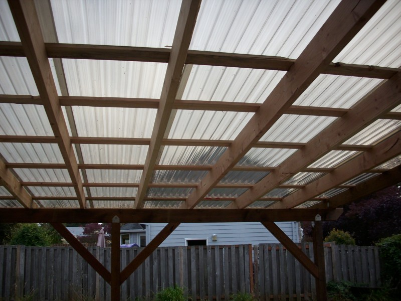 Etonnant Polycarbonate Patio Cover