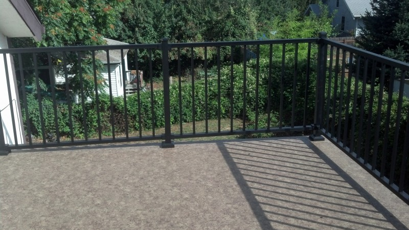 Image Result For Metal Railing Systems