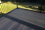 Timbertech Tigerwood deck