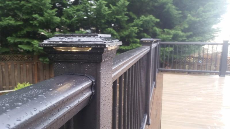 Timbertech Trex Hot Tub Deck Deck Masters Llc