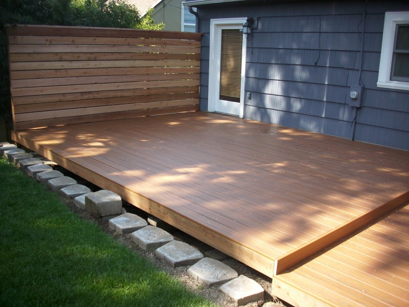 Timbertech Pacific Teak Composite Deck Deck Masters Llc
