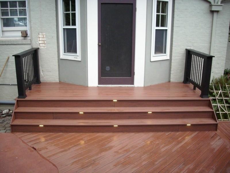 Timbertech Rosewood Deck Deck Masters Llc