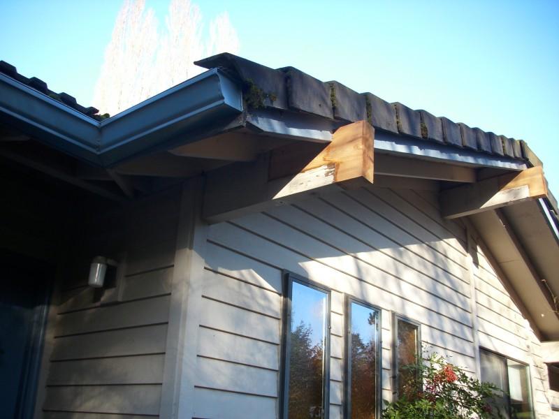 Roof Beam Repair Deck Masters Llc