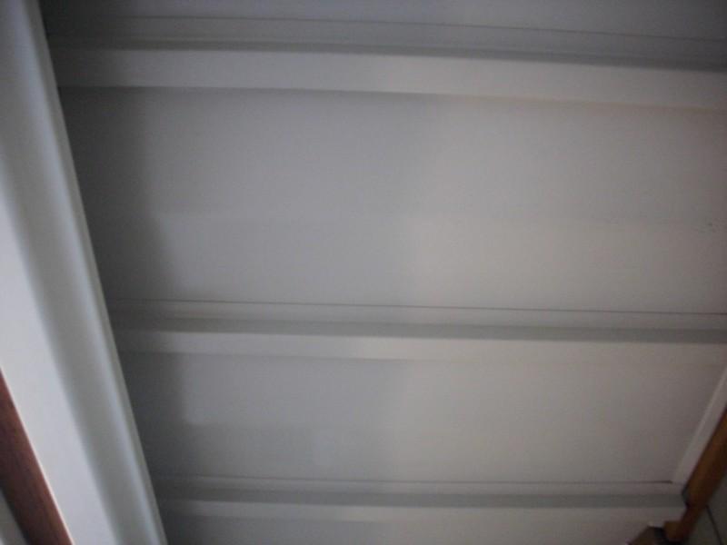 Dryspace deck drainage system