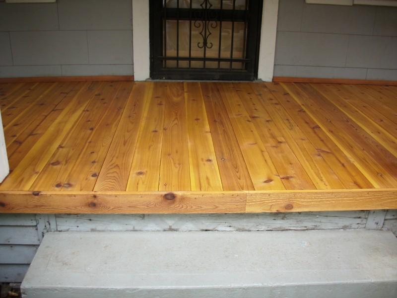 Tongue And Groove Cedar Porch Deck Masters Llc