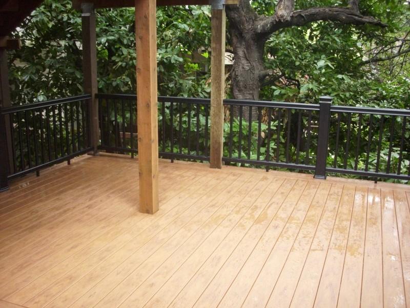 PVC deck company