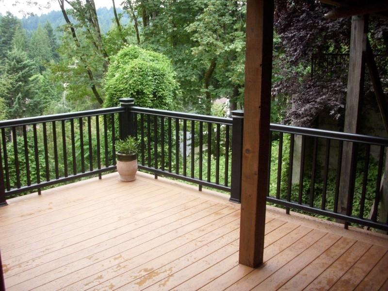 Southwest Portland deck