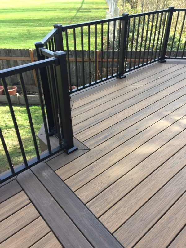 Trex Deck And Railing Deck Masters Llc