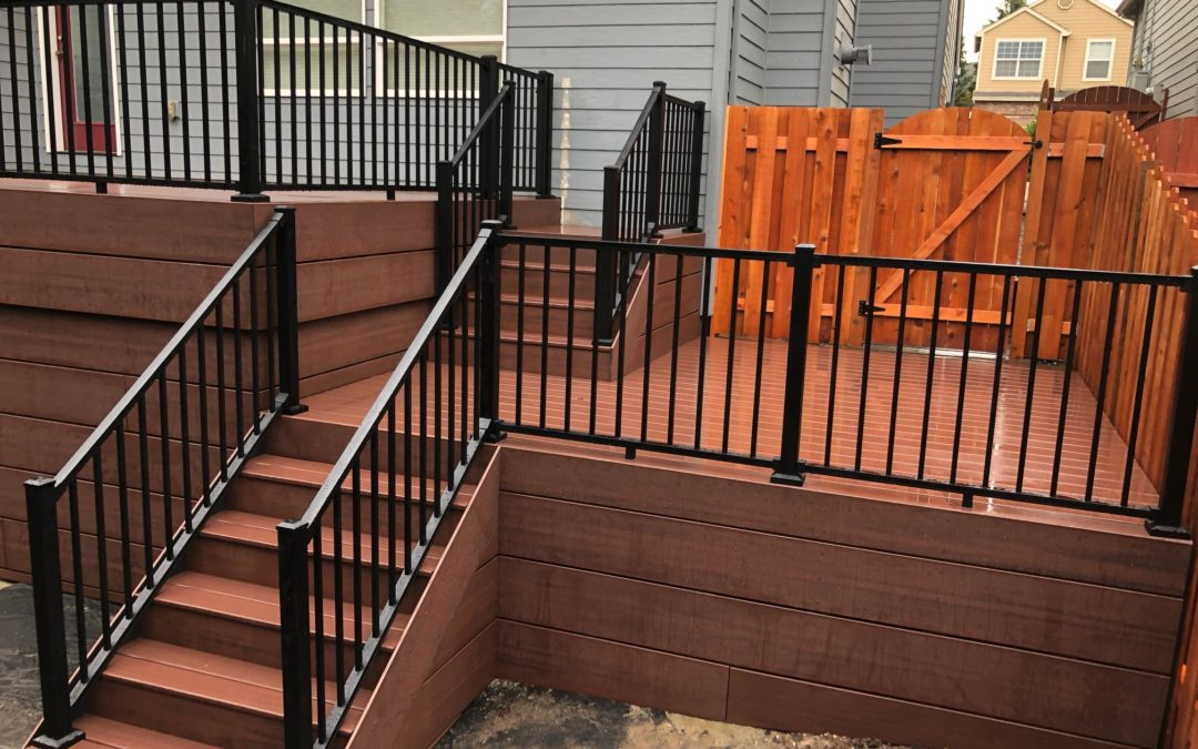 Trex Moroccan Red deck