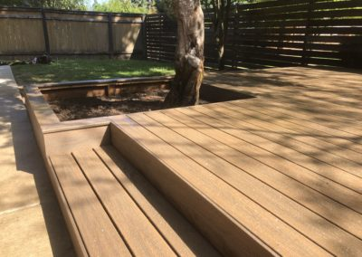 Trex Toasted Sand Enhance decking