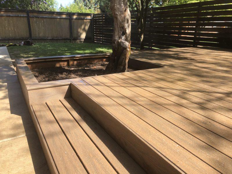 Trex Toasted Sand Enhance Deck Deck Masters Llc