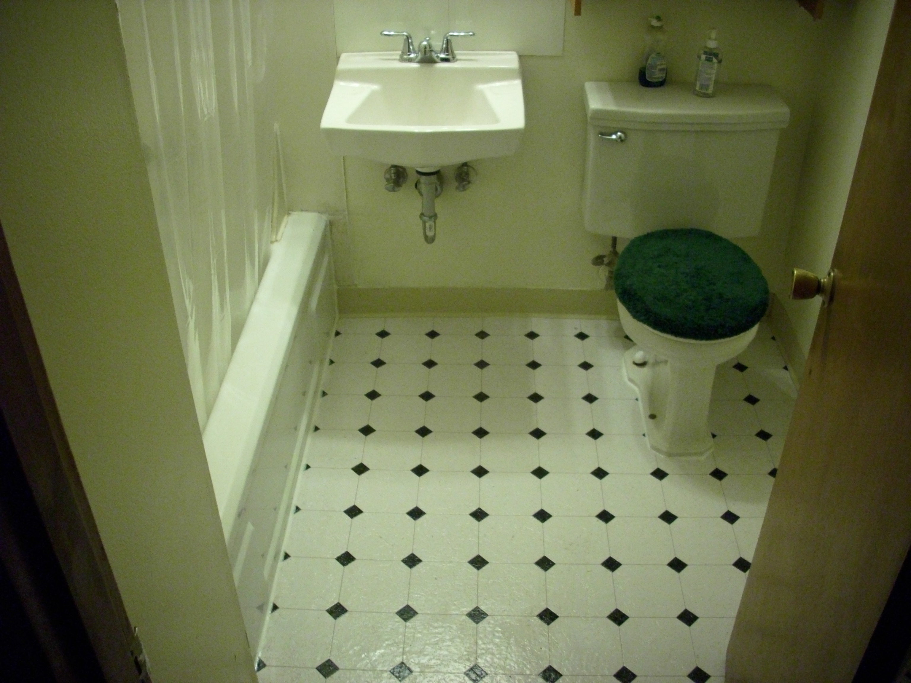 Bathroom Floor Repairs Urban Home Interior