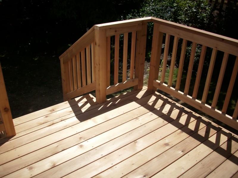Cedar Deck And Railing Deck Masters Llc