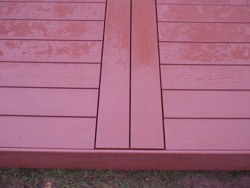 Mountain Cedar XLM Timbertech deck